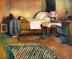 My Room in Ajaccio, 1889 Henri Matisse