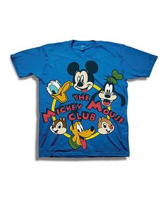 Take a look at this The Mickey Mouse Club Tee - Toddler today!