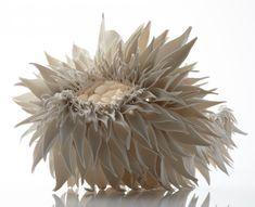 Des structures fractales en porcelaine porcelaine sculpture structure fractal 07 870x707