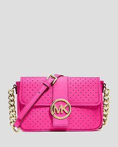 MICHAEL Michael Kors Crossbody - Small Messenger | Bloomingdales