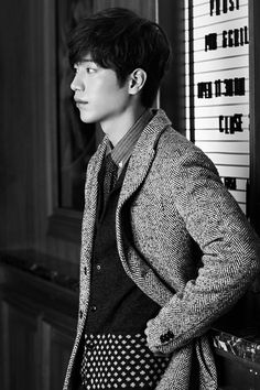 Seo Kang Joon for T.I For Men F/W 2014