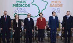 Governo brasileiro poderá conceder asilo político à médicos cubanos, contratados pelo Programa Mais Médicos. - MM ON