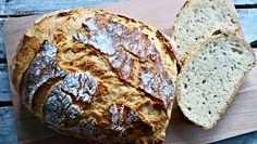Ewa w kuchni: Pszenny chleb z twarogiem