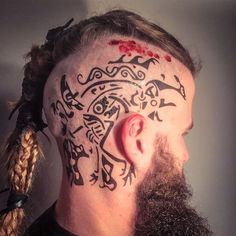 Image result for ragnar lothbrok tattoo