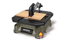 The Rockwell BladeRunner is the eventual cutting appliance! The BladeRunner will cut wood, metal, synthetic, aluminum, and pottery tile with relieve