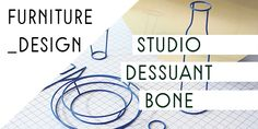 FURNITURE DESIGN ::: PARIS BASED MULTI-DISCIPLINARY STUDIO DESSUANT BONE ::: Studio Dessuant Bone #frenchdesign #designers #contemporarydesign #salonedelmobile #minimaldesign #furniture #objects #creativeapproach #multidisciplinary #paris #designduo #creativeapproach #brand #communication #productdesign #interiordesign #getinspired #keepyourtalentinshape #hueandeye
