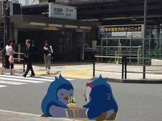 荻窪駅ー  @halkaco2