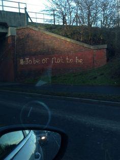 Middle class graffiti