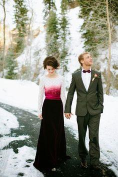 Mi Wedding Diario: Bodas en Color MARSALA