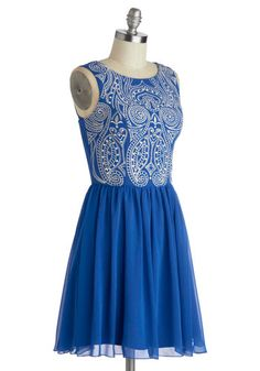 Belle of the Ballet Dress, #ModCloth