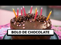 Bolo Simples e Perfeito de Chocolate | O Chef e a Chata - Lu Ferreira | Chata de Galocha!