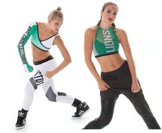 Top Hip Hop dance costume trends - log and lettering