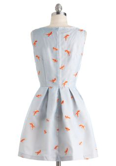 Good As Goldfish Dress. mod cloth wish list