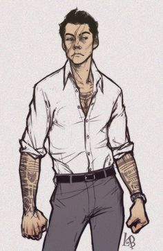 liabatman: TeenWolf AU I feel like this is what Stiles could look like if he mixed with Peter Character Drawing, Character Concept, Teen Wolf Fan Art, Sterek Fanart, Human Drawing, Art Reference Poses, Stiles, Character Design Inspiration, Cyberpunk