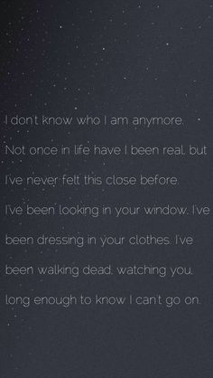 One of my favorite Flyleaf songs. 'This Close'