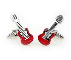 The Guitar cufflinks are made from high quality metal with superior quality finish and comes in an elegant gift box with adequate protection. ‪#‎Free‬ ‪#‎Shipping‬ across ‪#‎India‬. Buy Cufflinks ‪#‎Online‬ in India at ‪#‎BeltKart‬: India's Favourite Online ‪#‎Shopping‬ Destination.