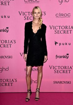 Maud Welzen Photos: Arrivals at the Victoria's Secret Fashion Show Afterparty