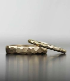 For the groom looking for something different we've found 10 unique wedding bands he'll love!