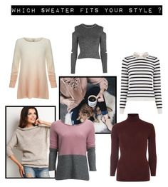 """""""Sweater Weather☕"""" by faithywaffy on Polyvore featuring Chicwish, Joie, Topshop, Oasis, Awama, Dorothy Perkins and Carve Designs"""