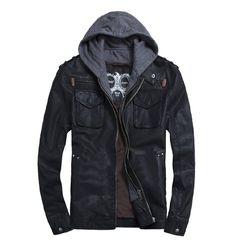 THOOO Men's PU Leather Hoodie Coat Bomber Motorcycle Jacket Zip-up-Black-4XL THOOO,http://www.amazon.com/dp/B00ENYU2AW/ref=cm_sw_r_pi_dp_keFysb0WW9WA4CY6