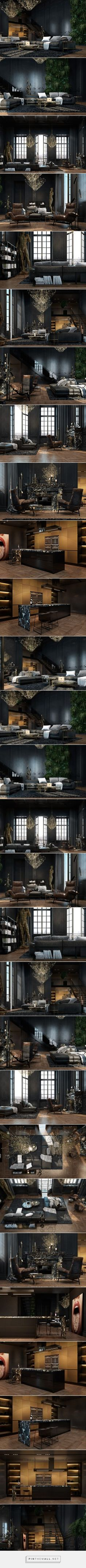 Zimmer im paris-stil rebecca fordsams rebaford on pinterest