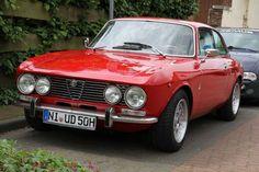 Alfa-Romeo Oldtimer - Alfa Romeo GTV 2000 Bertone