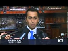 """Luigi Di Maio (M5S): Tg3 """"Nuovi posti per giovani e salvare quello dei c..."""