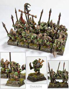 Night Goblin Squad