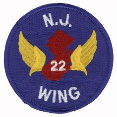 Civil Air Patrol Patch: New Jersey Wing