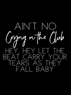 Crying in the Club - Camila Cabello