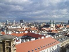 View from the Stephansdom, Vienna