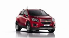 General Motors Chevrolet Trax compact SUV 2013 headed for Paris Hyundai Suv, Chevrolet Trax, Chevrolet Spark, General Motors, Buick, Ford Ecosport, Volkswagen, Toyota, Small Suv