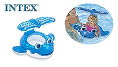 Intex Whale Baby Float - Smart baby store