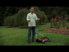 Fiskars 6208 17-Inch Staysharp Push Reel Lawn Mower sale price - YouTube