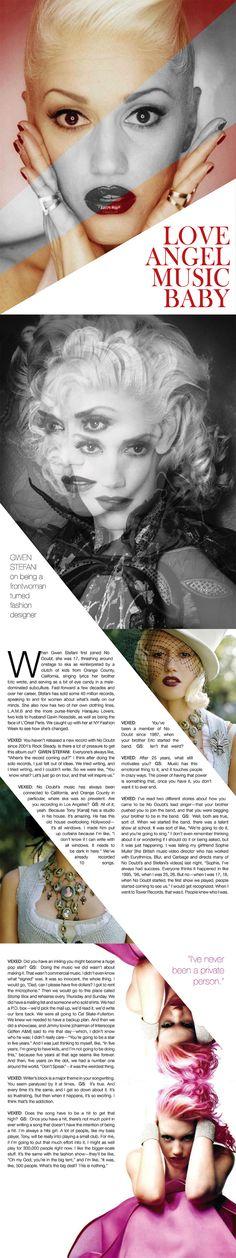 """VEXED"" iPad Magazine by Hannah Johnson, via Behance"