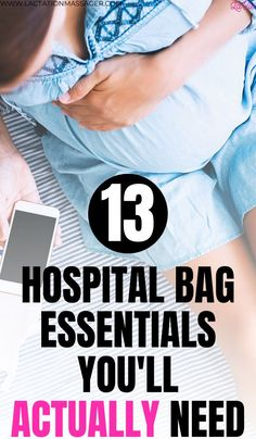 13 Hospital Bag Must-Haves for Expecting Moms Hospital Bag Essentials, Hospital Bag Checklist, Carters Baby Girl, Baby Girls, Baby Baby, Baby Girl Diaper Bags, Getting Ready For Baby, Pregnancy Information, Quotes About Motherhood