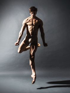 Spassioneperladanza:  Friedemann Vogel..wow, his muscle definition is incredible!