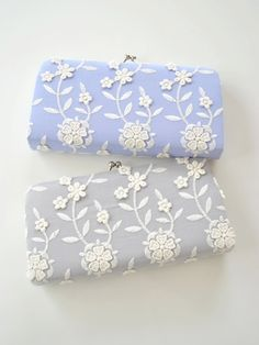 super pretty clutches!