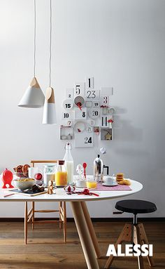 Alessi table set