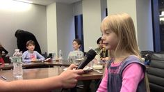 Interviews with the cast of the new Peanuts movie conducted by KIDS FIRST! Film Critic Samantha A. #Peanuts  #PeanutsMovie
