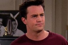 """The 33 Best Chandler Bing One-Liners """"I'm glad we're having a rehearsal dinner. I rarely practice my meals before I eat. """""""