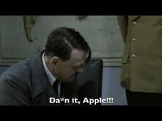 Mac vs PC - Apple vs Microsoft - Funny Hitler Parody - YouTube