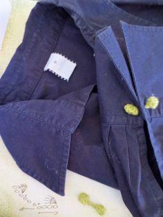 E Strea Chikitu: Crochet cufflinks