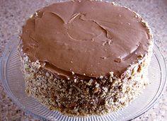 (This is a delicious variation of the original Italian Cream Cake) Chocolate Italian Cream Cake Chocolate Italian Cream Cake Recipe, Italian Cream Cakes, Chocolate Recipes, Chocolate Cream, Cake Chocolate, Homemade Desserts, Cookie Desserts, Cake Ball Recipes, Dessert Recipes