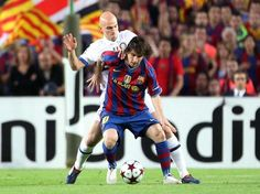 Barcelone - Inter Milan : Lionel Messi
