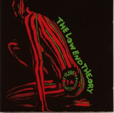 A Tribe Called Quest - The Low End Theory.- Source: Bendrix got this from http://lukewaltzer.com/twenty-years-of-the-low-end-theory/