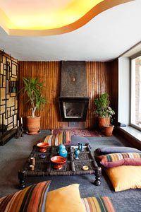 Homes: Kabul house lounge