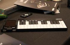 iPhone Musical Keyboard