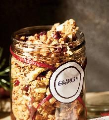 Granola, Muesli, Food And Drink, Sweets, Healthy Recipes, Candy, Homemade, Drinks, Cooking