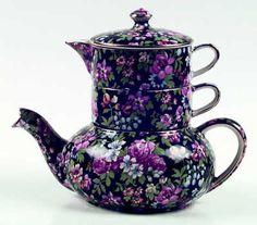 Royal Winton Chelsea Stacking Tea Set 2147790 | eBay